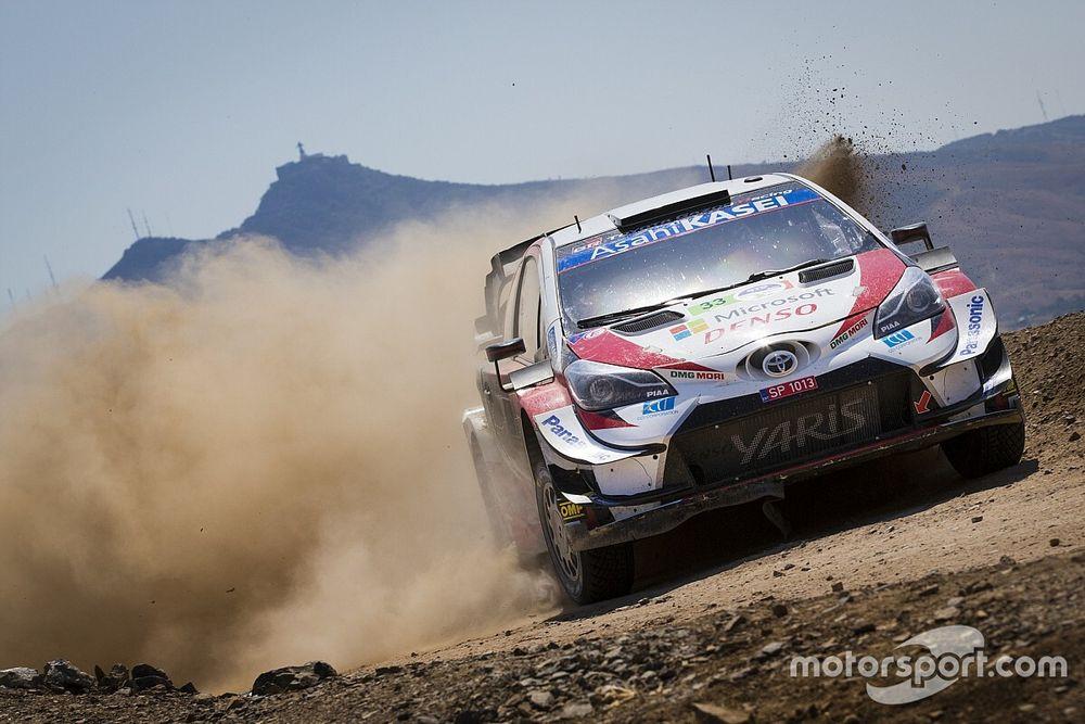 WRC podría acabar solo en Europa con ocho rallies