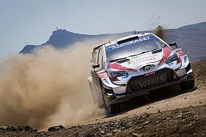 El WRC diseña un calendario solo en Europa para acabar 2020