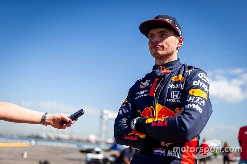 Verstappen no estará en la F1 virtual