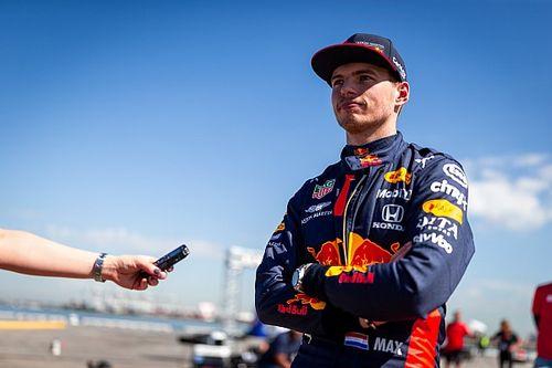 Verstappen no estará en los GP virtuales de F1