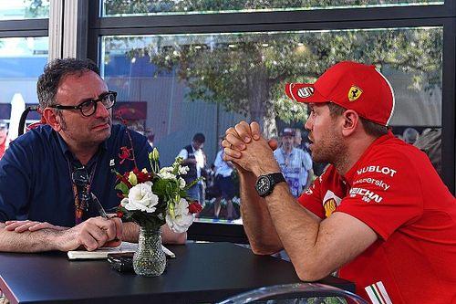 """Vettel esclusivo/1: """"Nessuno mi ha costretto a venire in Australia"""""""