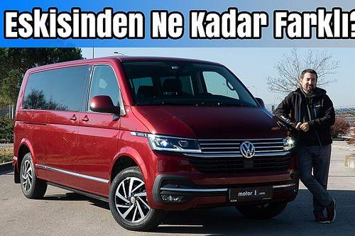 2019 Volkswagen Caravelle Comfortline Bulli  Neden Almalı?