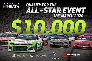 La NASCAR apuesta por los eSports ante el coronavirus