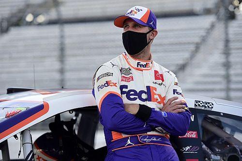 Joe Gibbs Racing anuncia una renovación con Hamlin y FedEx