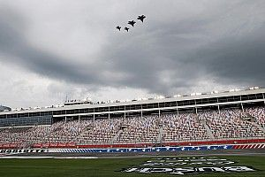 Rain forces NASCAR to postpone Charlotte II to Thursday