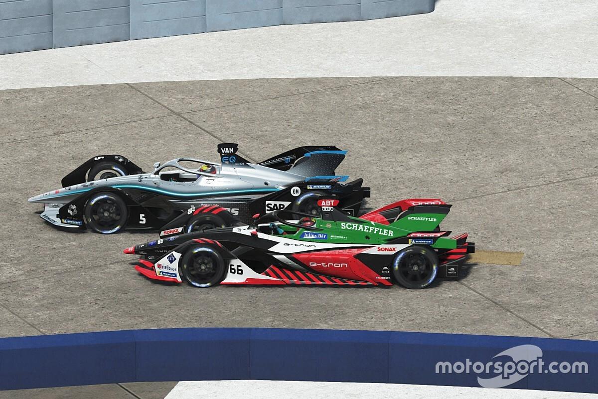 Sim Race: tutto il peggio in un solo weekend