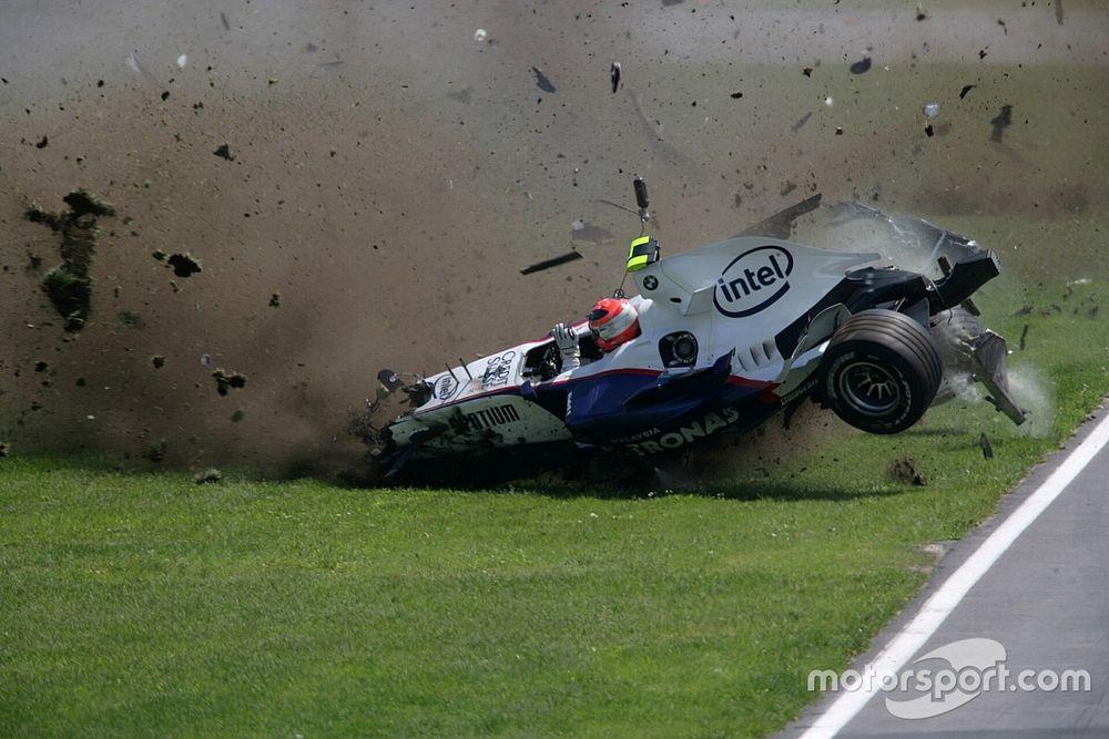 Ma 13 éve, hogy Kubica szörnyű balesetet szenvedett a Kanadai Nagydíjon