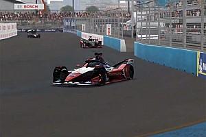 Wehrlein wint voorlaatste Formule E Race at Home Challenge