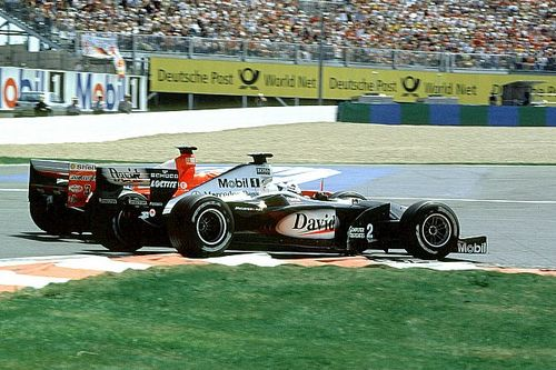 David Coulthard's top 10 Formula 1 drives