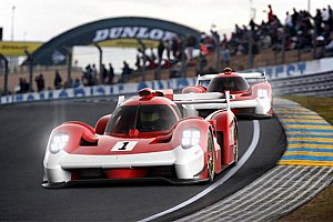Glickenhaus volgend jaar met twee hypercars naar Le Mans