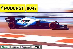 Podcast #047 – A Williams tem salvação?