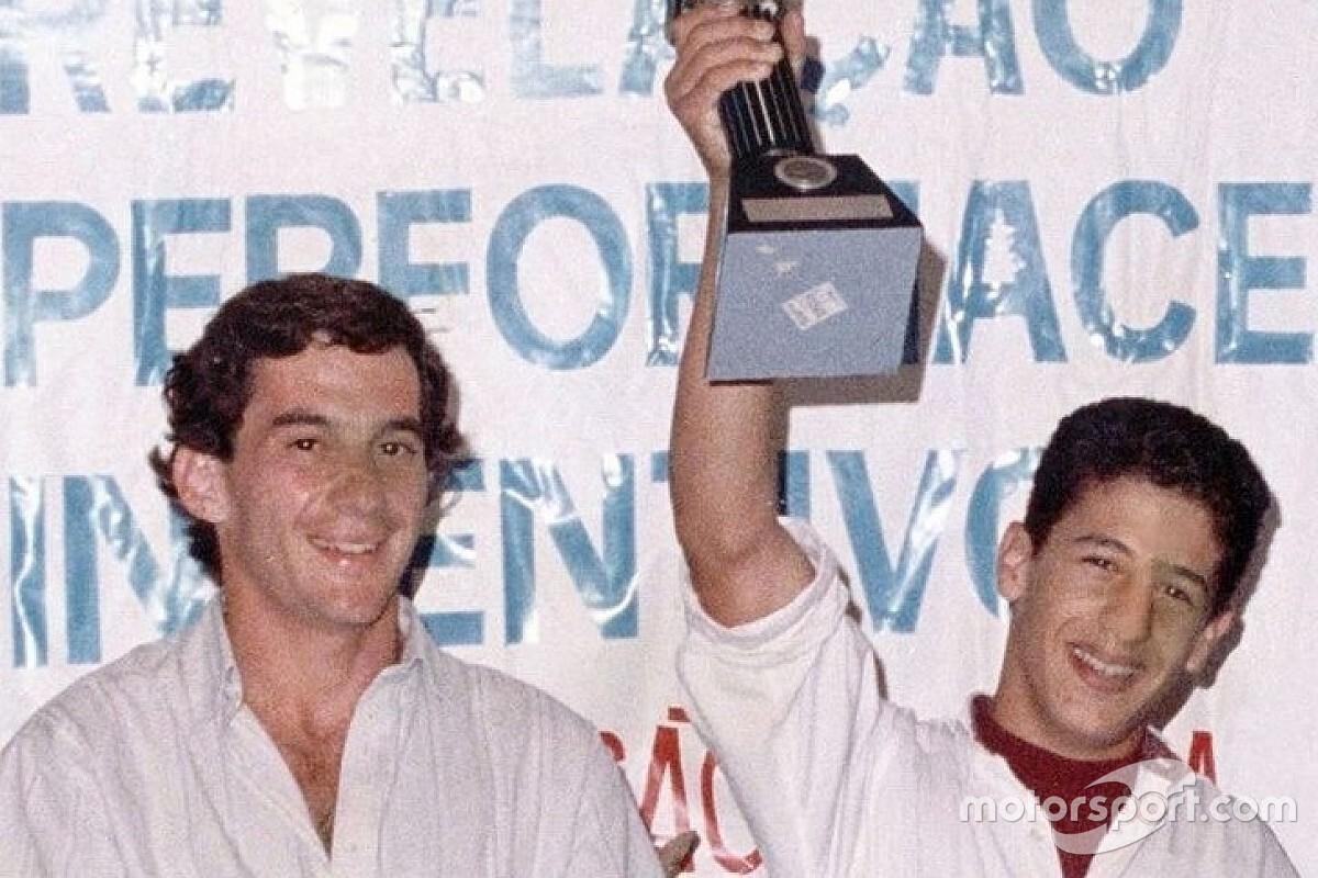 Na mão dos gênios: veja como Piquet e Senna foram determinantes para sucesso de Kanaan