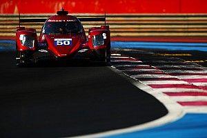 Calderón: top 5 en nuestro debut en LMP2 es un gran resultado