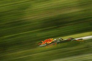 Macaristan'da günün pilotu Verstappen oldu