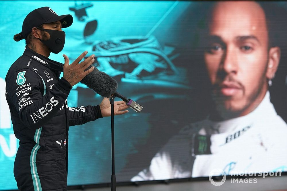 F1 2020, GP Ungheria: Hamilton nuovo leader del Mondiale