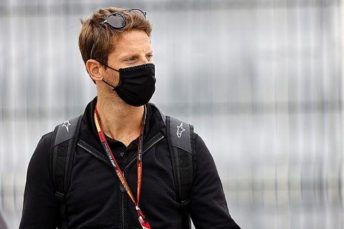 Ketinggalan Pesawat, Grosjean Baru Sampai Istanbul Kamis Pagi