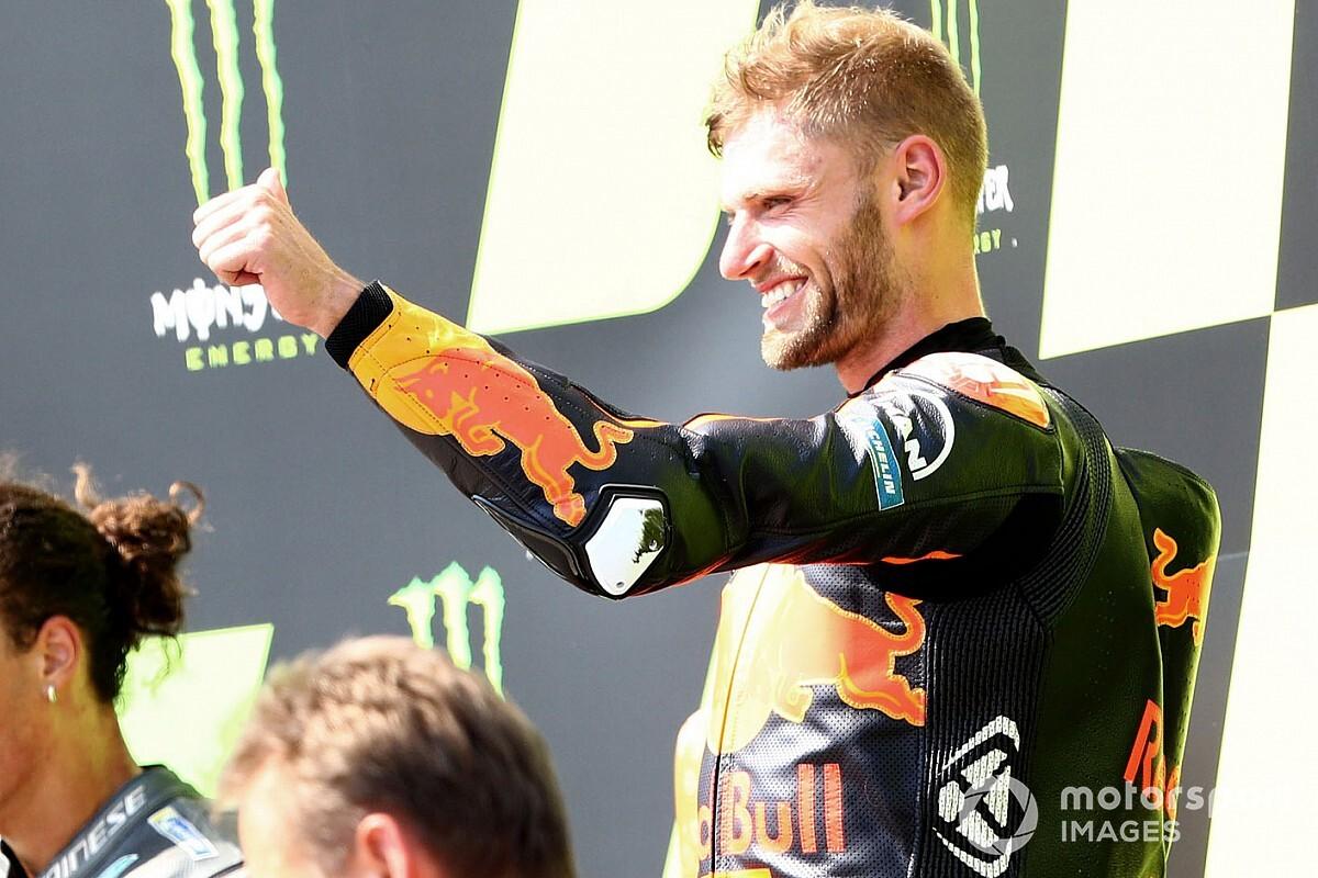 """Binder: Debut MotoGP win after three races """"scary"""" - Motorsport.com"""