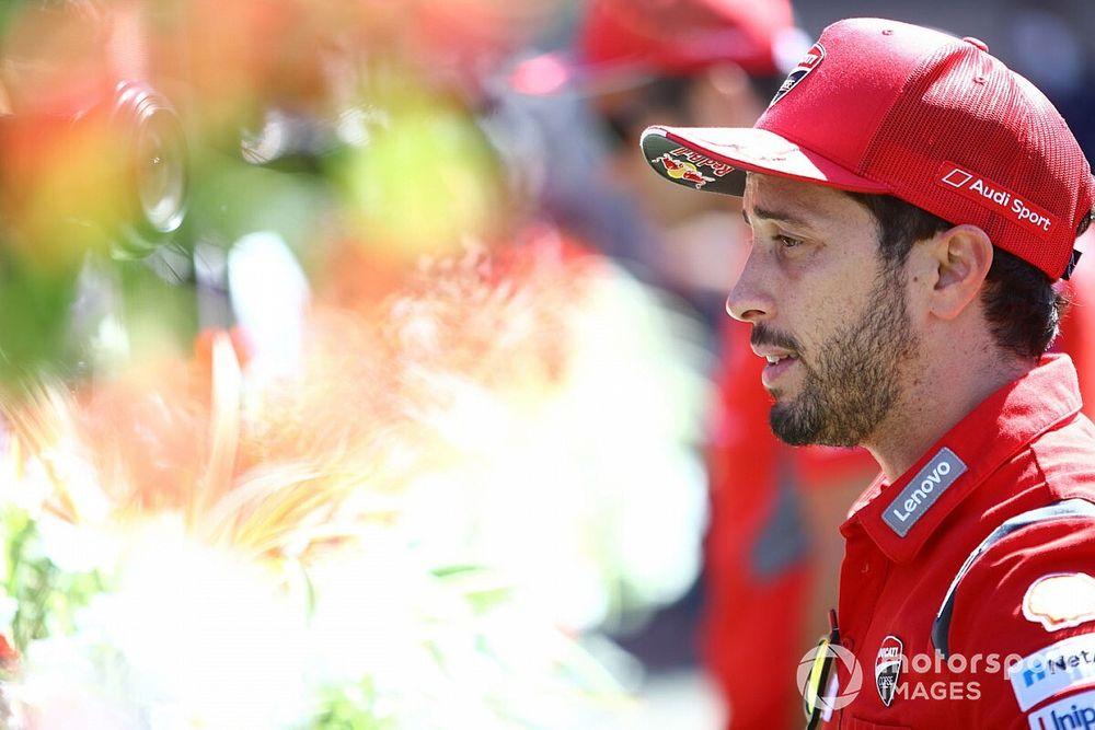 Le manager de Dovizioso admet une erreur avec KTM