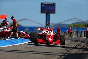 Formula Regional, Paul Ricard: Petecof si impone in Gara 2