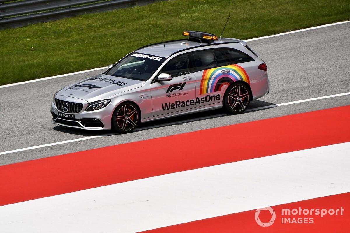 Osztrák Nagydíj 2020: képek a harmadik F1-es szabadedzésről a Red Bull Ringről