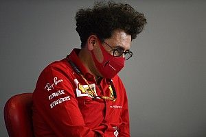 Binotto a remis en question son rôle chez Ferrari