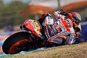 Fotos y resultados: así fue el regreso de Márquez en Jerez
