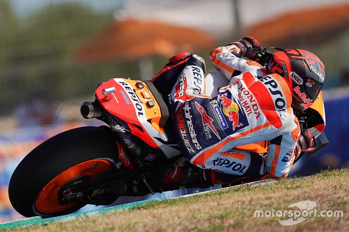 Marquez: MotoGP-titel niet minder waard door mijn afwezigheid