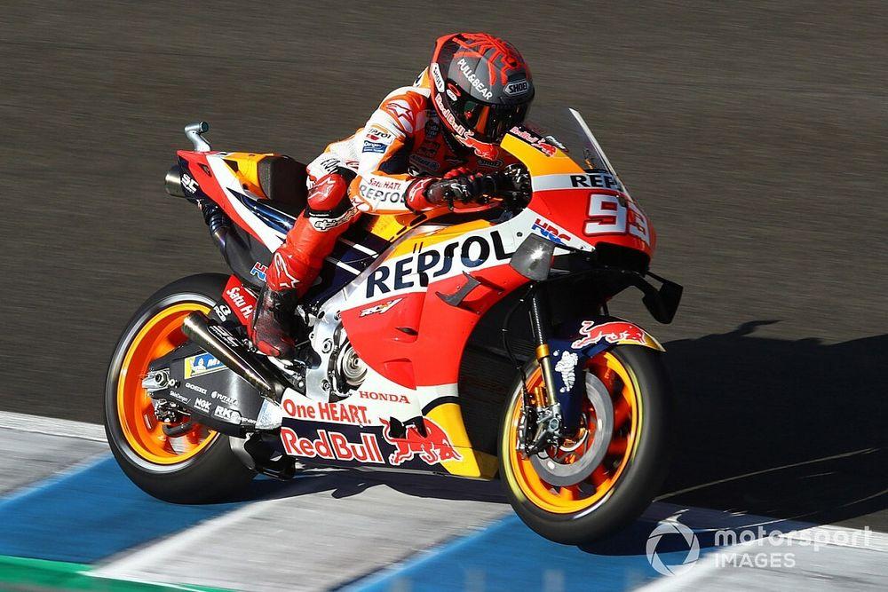 MotoGP: Márquez treina em Barcelona e não descarta disputar GP do Catar