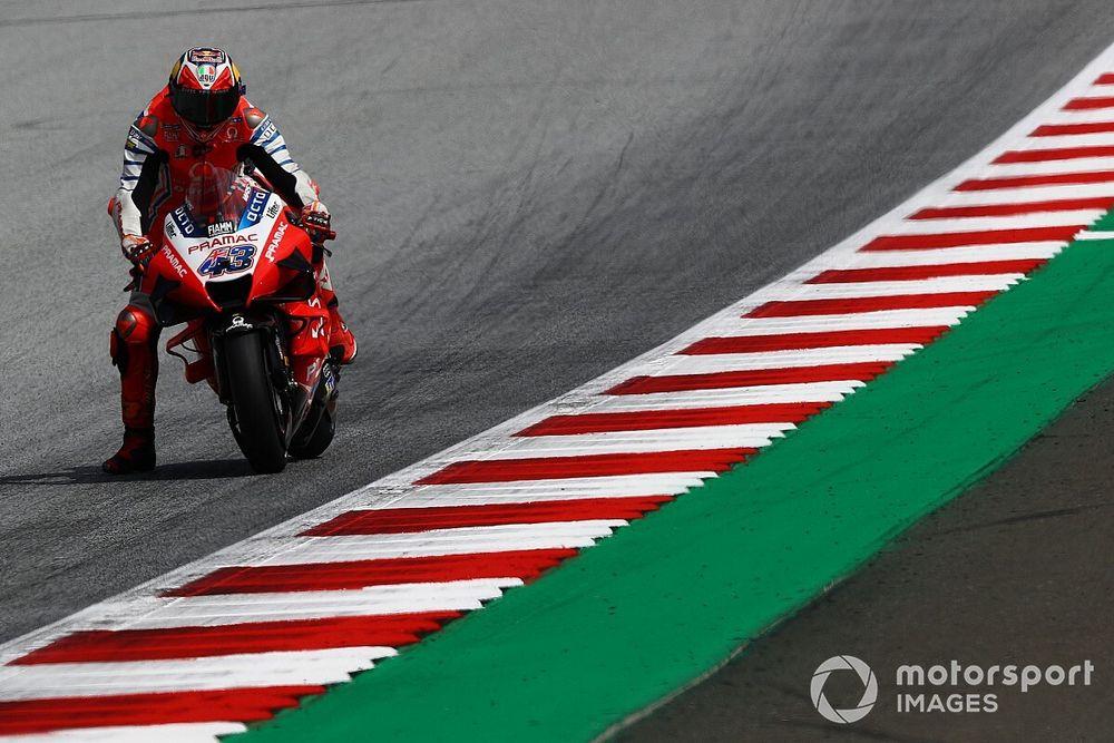 EL1 - Quatre constructeurs dans un mouchoir de poche, Ducati en tête