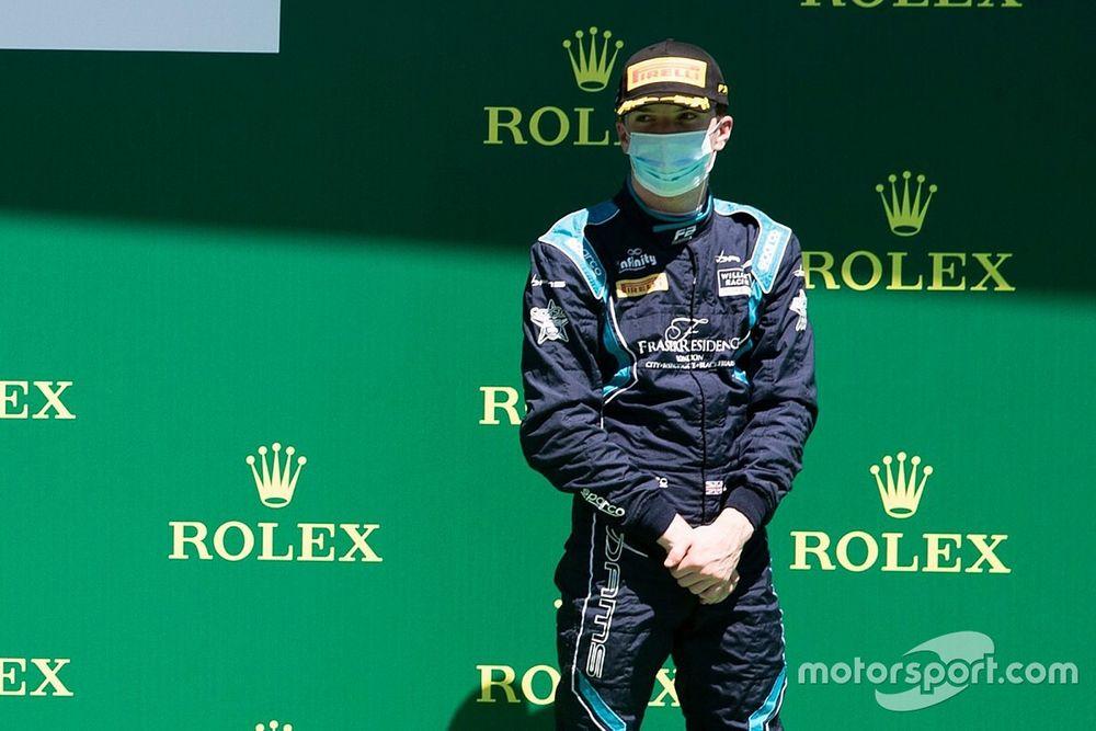 "DAMS hails ""mature"" Ticktum after Austria podium"
