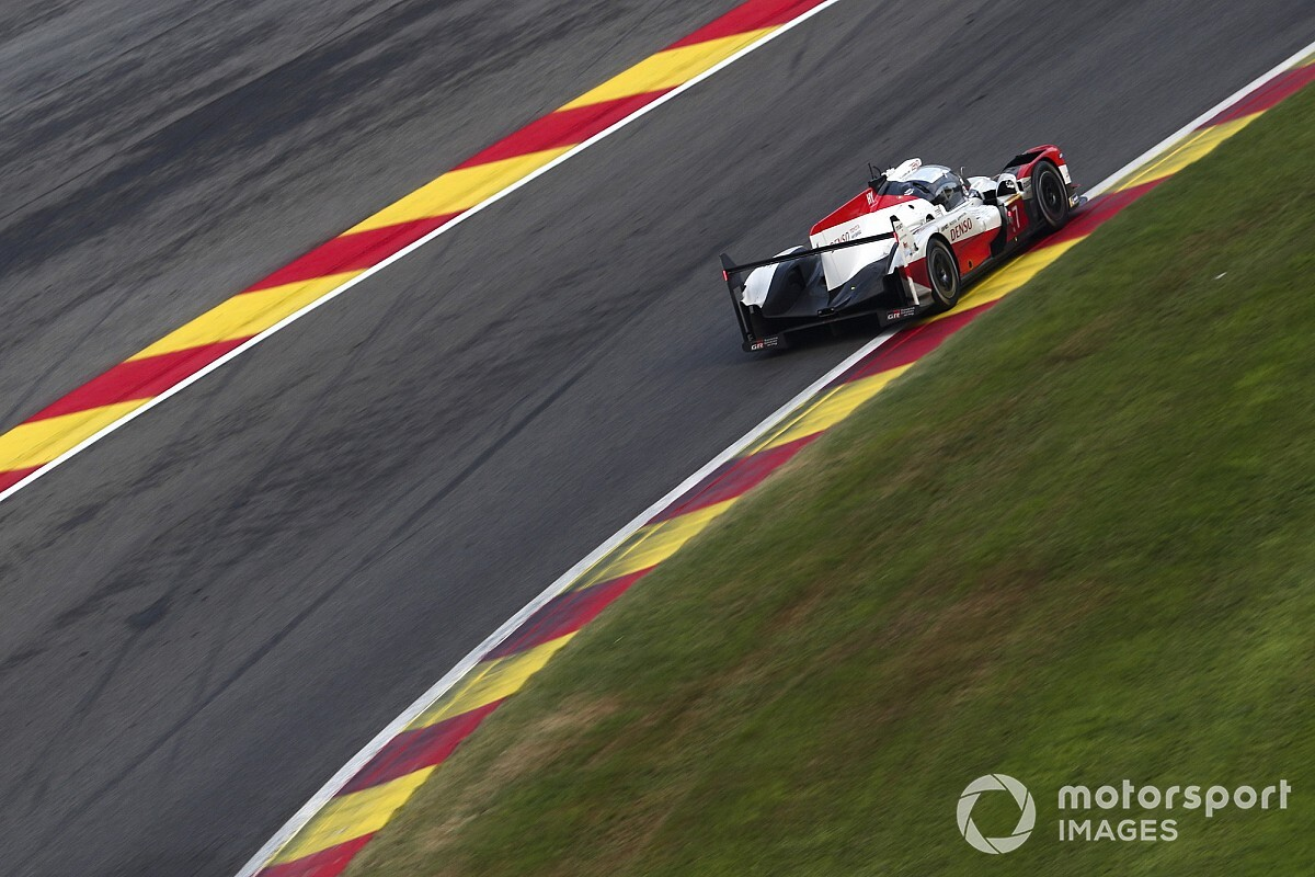 WEC working on new qualifying format for 2021 season
