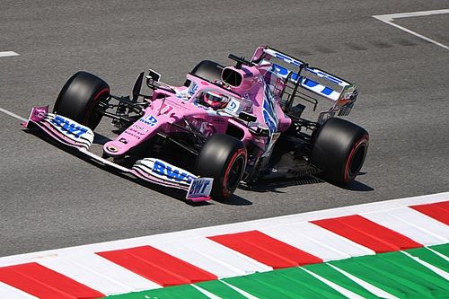 """Racing Point """"not surprised"""" by strong Perez F1 return"""