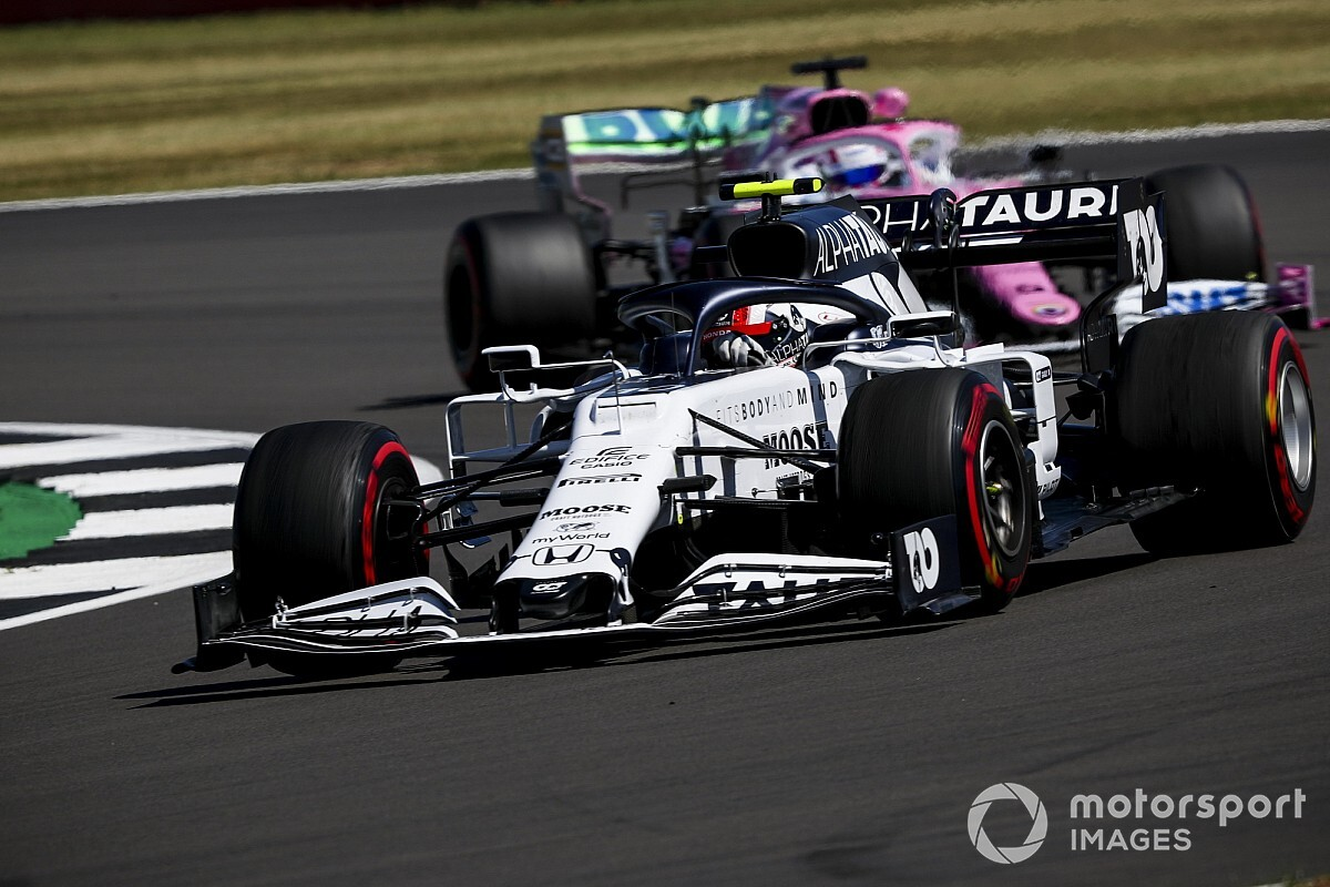 FIA won't drop 'free' F1 upgrades for Racing Point, AlphaTauri