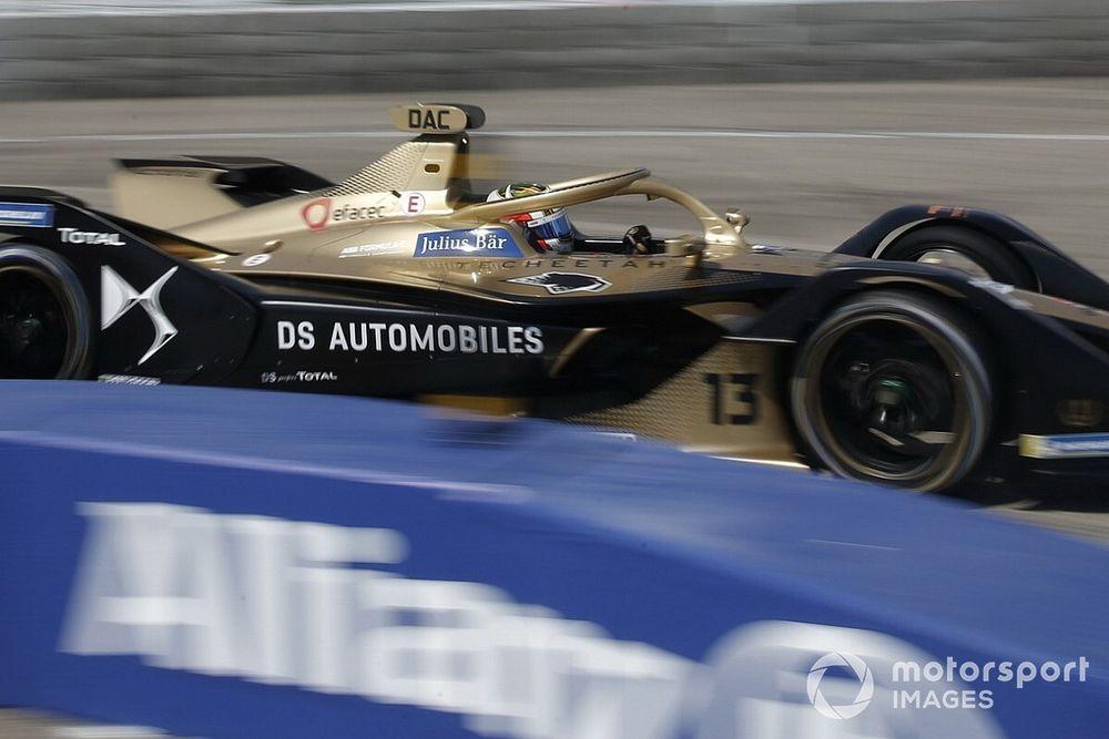 Вернь обыграл да Кошту в квалификации Формулы Е в Берлине