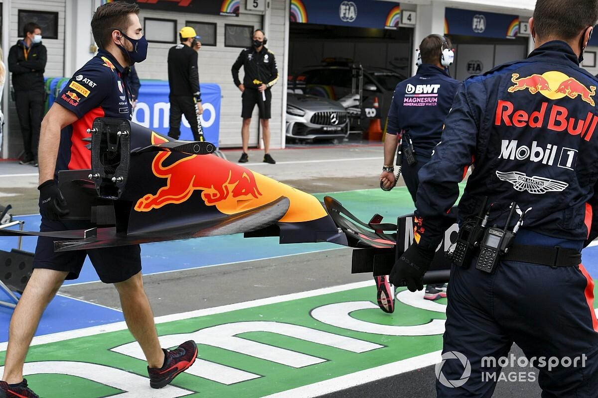 Vídeo: la liada de Verstappen que a punto estuvo de dejarle sin carrera