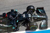 Mercedes: Ma este megpróbáljuk megérteni, hova tűnt a teljesítményünk
