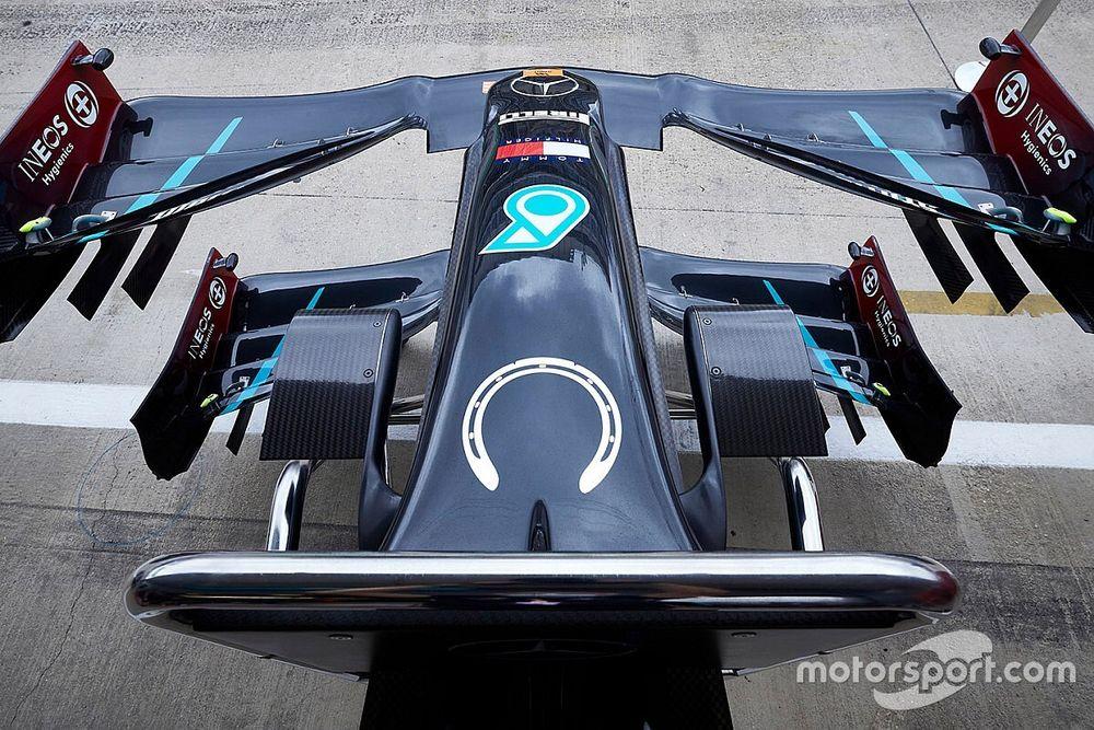 Mercedes va rendre hommage à Stirling Moss à Silverstone