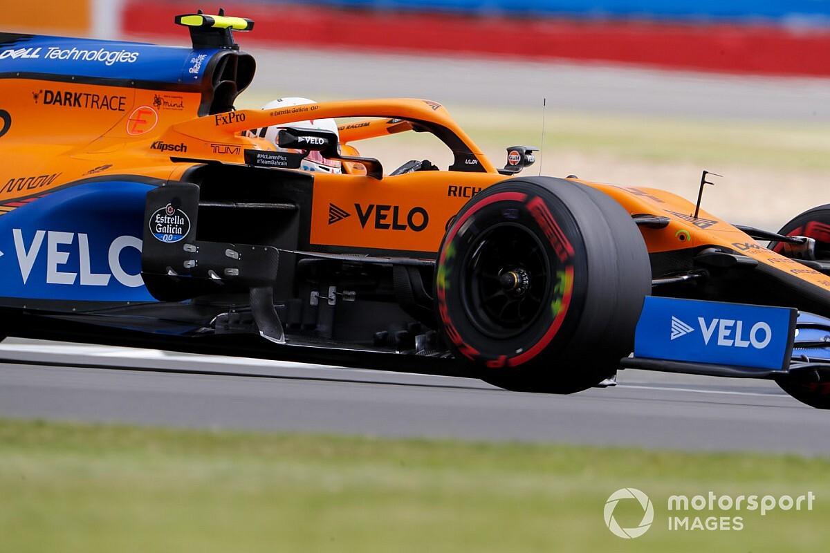 Norris szó szerint berepült az 5. helyre: nagyot ment a McLarennel