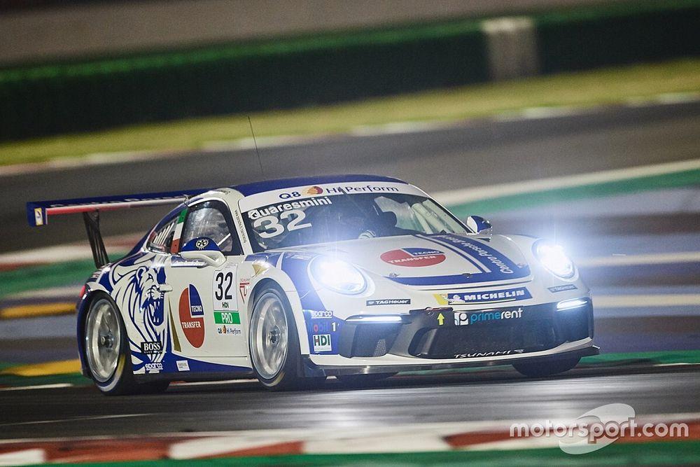 "Carrera Cup Italia, Quaresmini ""illumina"" la notturna di Misano"