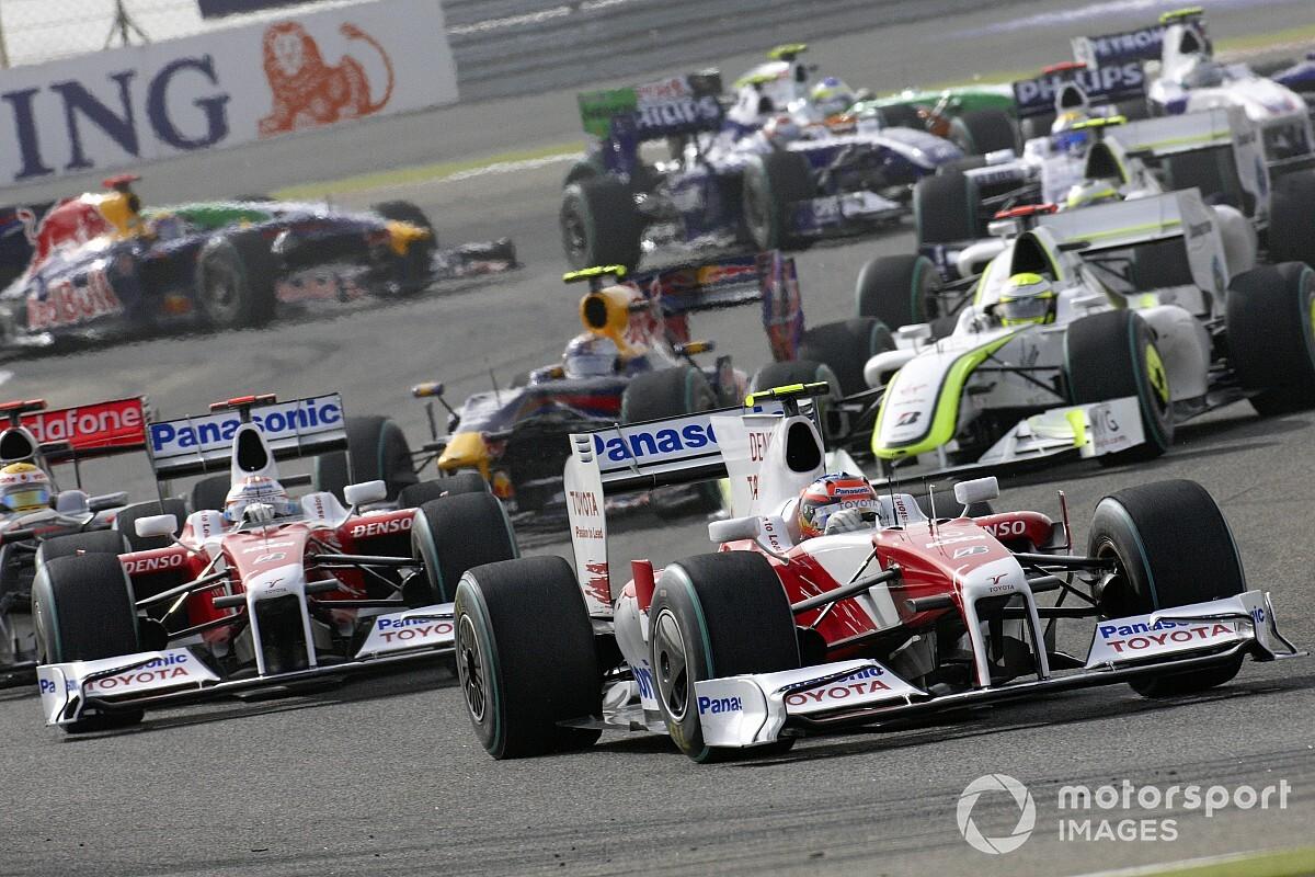 """トヨタが勝つ""""べき""""だったグランプリ:2009年F1バーレーンGP"""