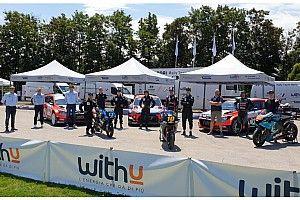 WithU Experiences torna a far rombare MotoGP e WRC