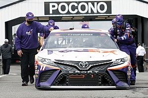2020 NASCAR Cup Pocono 350 Sunday race results