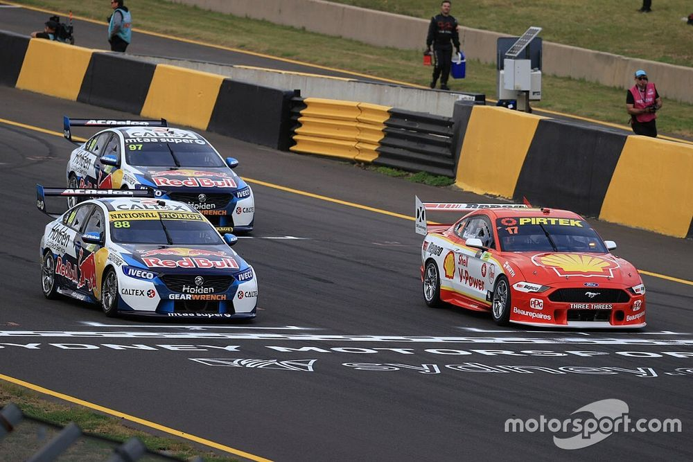 Triple Eight on the hunt for pace