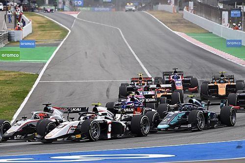 Положение в общем зачете Формулы 2 после субботней гонки в Спа