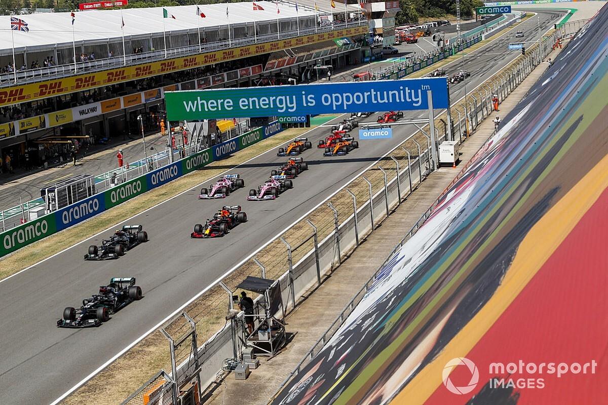 The Spanish GP as it happened