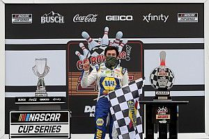Chase Elliott holds off Hamlin for Cup win at Daytona RC