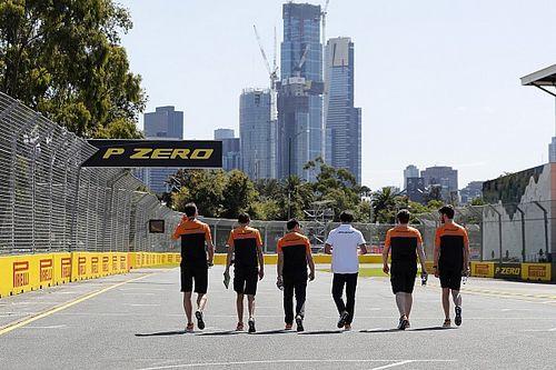 McLaren não correrá na Austrália após funcionário contrair coronavírus