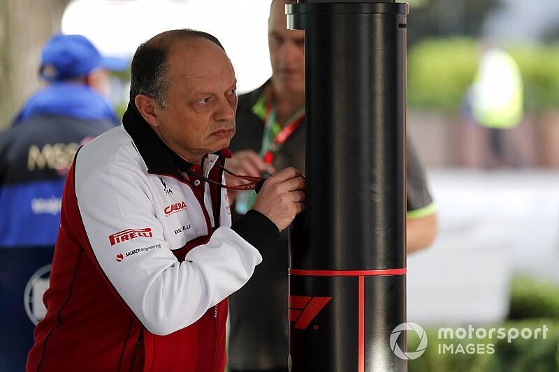 Race zonder McLaren was oneerlijk geweest, vindt Vasseur