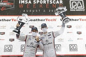 IMSA Road America: Castroneves, Taylor win in torrential rain