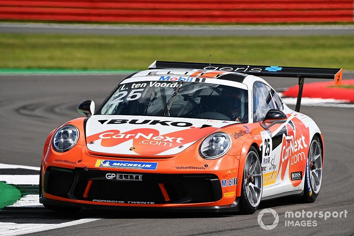 Barcelona Porsche Supercup: Ten Voorde kazandı, Ayhancan 8. oldu